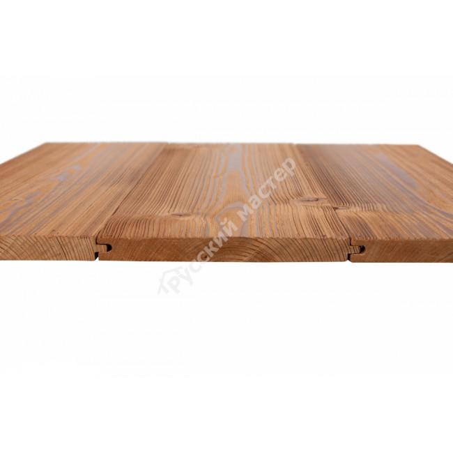 Купить Доска потолочная Шале термообработанная текстурная