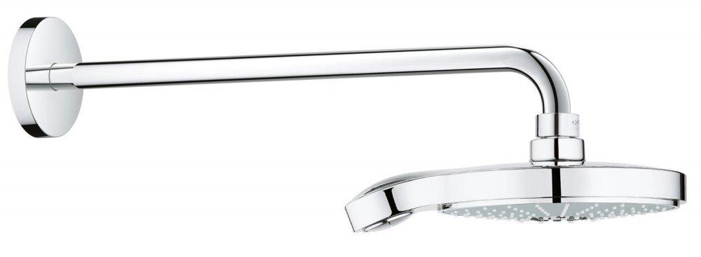 Grohe Power&Soul Cosmopolitan 190 Верхний душ с душевым кронштейном 422 мм, 4+ режима струи