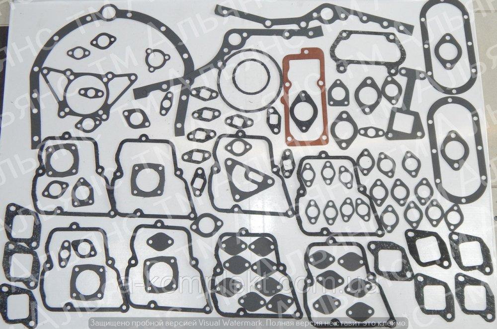 Набор прокладок двигателя ЯМЗ-7511(раздельная ГБЦ)