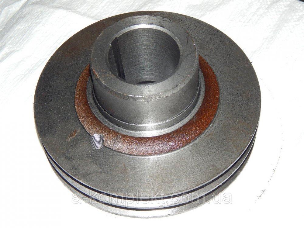 Шкив коленчатого вала СМД-18 (двухручейный).