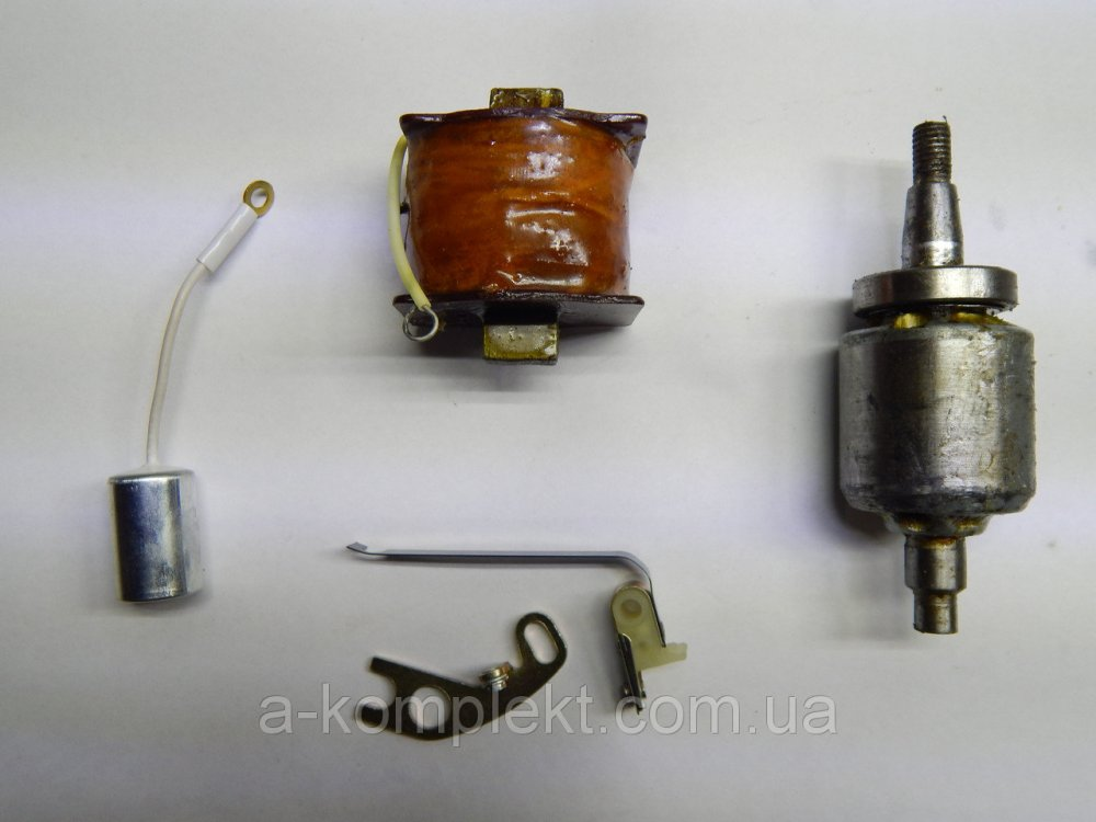 Ремкомплект магнетто ПД пускового двигателя(катушка+ротор)