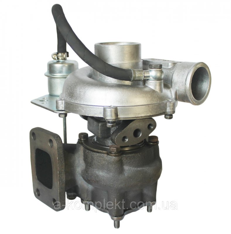 Турбокомпрессор ТКР 6,5.1 - 01 с клапаном (650.000-01) Евро 3