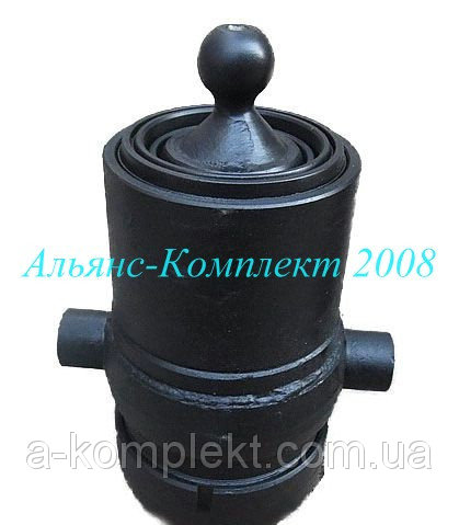 Гидроцилиндр САЗ-3502 реставрация
