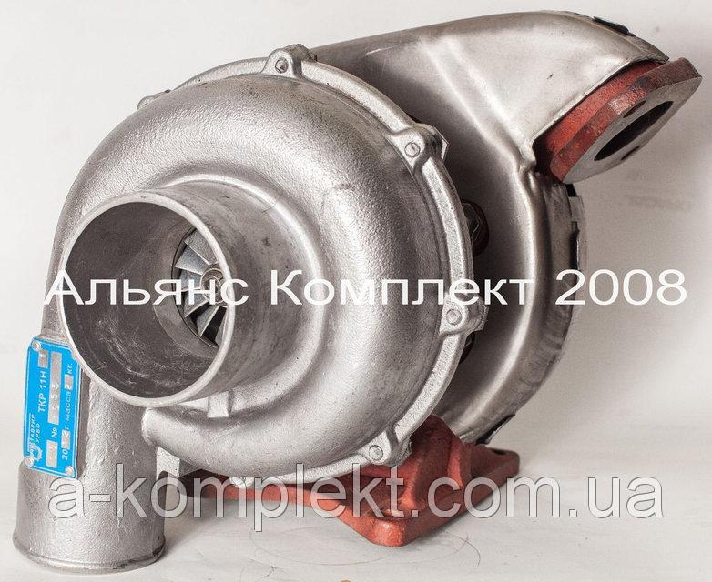 Ремонт турбокомпрессоров ТКР