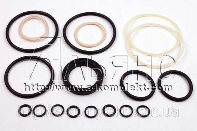 Ремкомплект гидроцилиндра подъема плиты (нового образца) ТДТ-55А (арт.324)