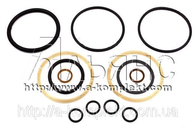Ремкомплект гидроцилиндра поворота (шток d-45) Т-150К (арт.601)