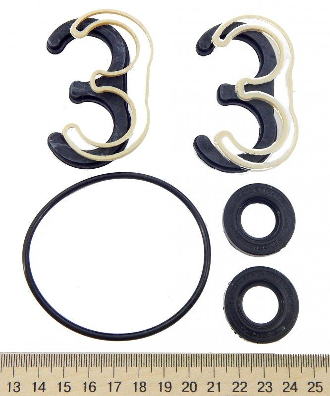 Ремкомплект насоса шестеренного НШ-10Е с пластмас. обоймой (арт.115)