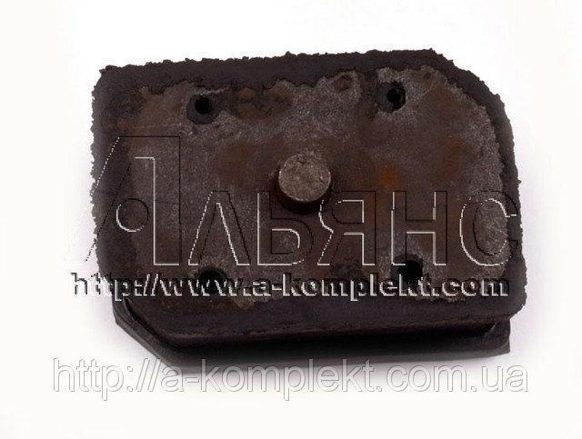 Подушка двигателя (240-1001025) МТЗ-80; МТЗ-82 (арт. 3809)