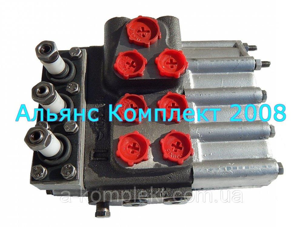 Гидрораспределитель типа Р80-3/1-222Г (с гидрозамком)