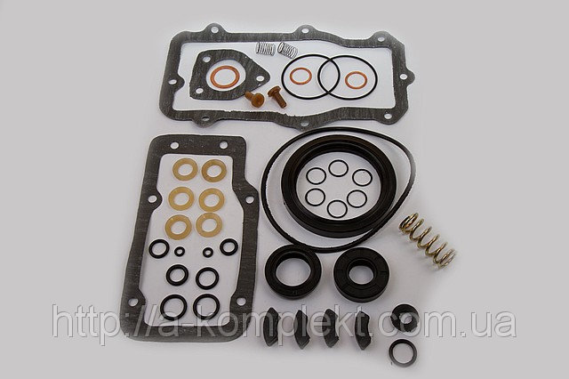 Набор ТНВД+ТННД+прокладки двигателя ЯМЗ-236 (МАЗ, КрАЗ) (арт.1345)