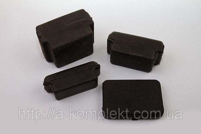 Подушка рессоры упорная 53-2902433-А ГАЗ-53/-66
