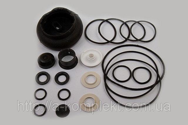 Ремкомплект главного тормозного крана (ГТК) с пластм. деталями КАМАЗ (арт.3704)