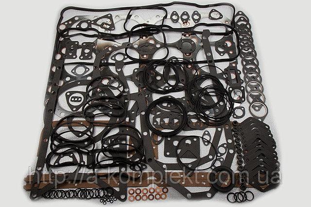 Набор прокладок с РТИ двигателя (совм. головка) ЯМЗ-240 (арт.1928)