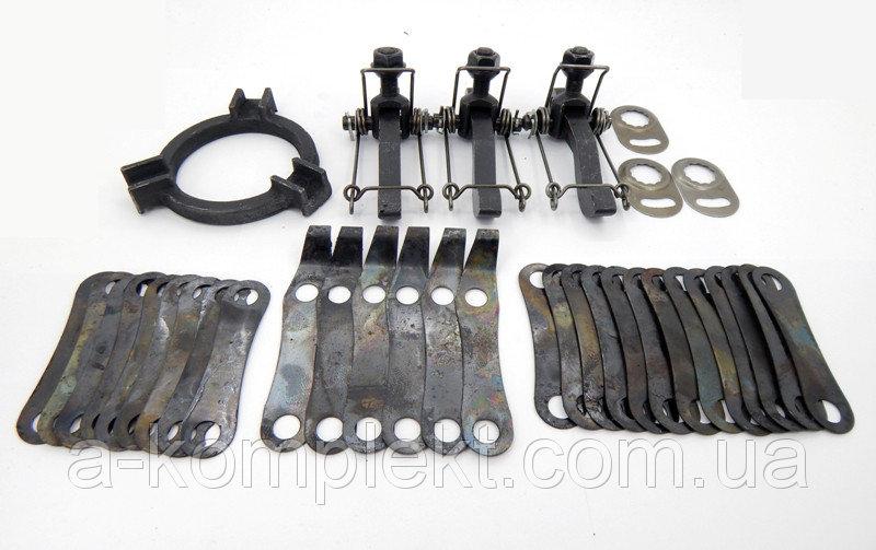Ремкомплект корзины сцепления А-41, СМД-18 (с пластинами) арт.1173