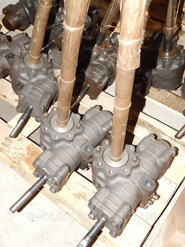 Гидроусилитель руля ГУР трактора Т-40 (Рулевая колонка Т-40)