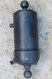 Гидроцилиндр прицепа ПТС-ГАЗ 3-х штоковый (реставрация)