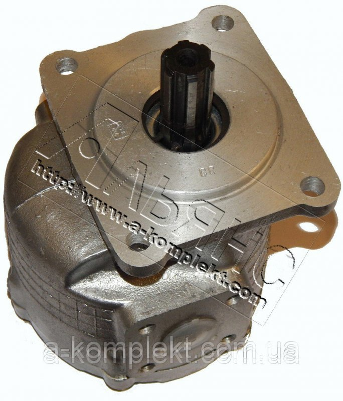 Gear pump НШ-32 and (round)