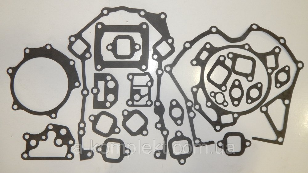 Набор прокладок двигателя ЗИЛ-645