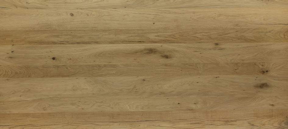 Панель из дуба с натуральными трещинами, Saunaboard