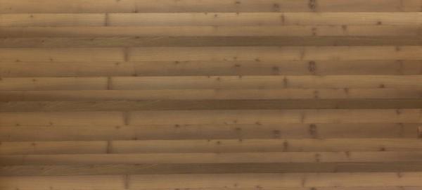 Панель для внутренней обшивки сауны Акация пропаренная, Saunaboard