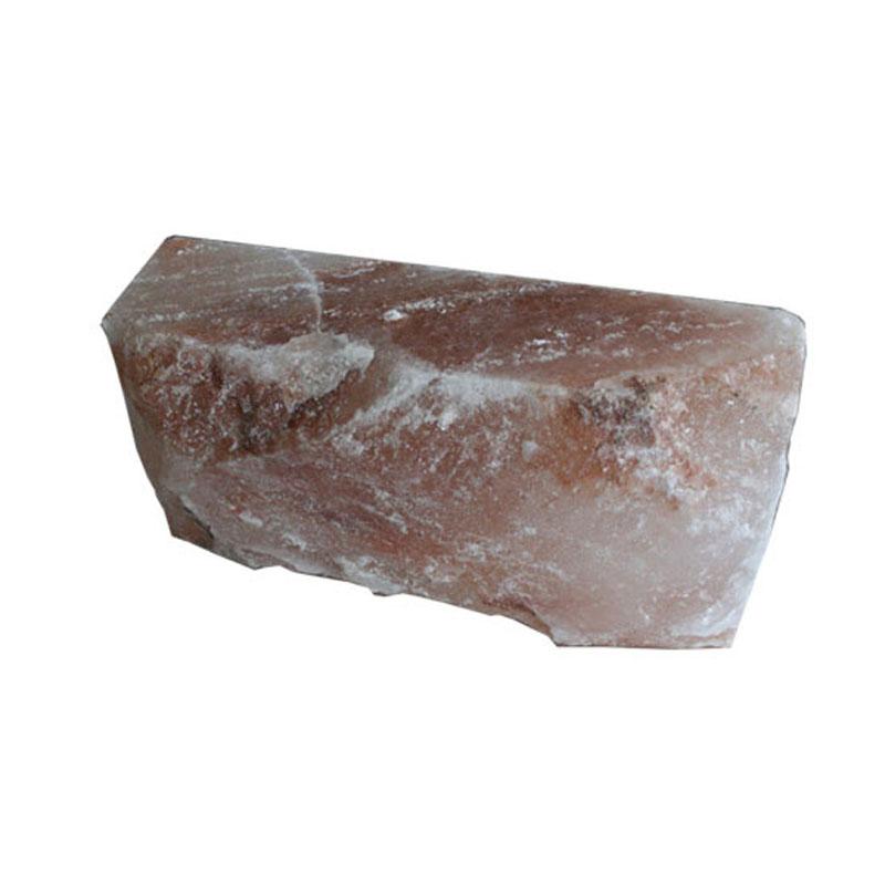 Соляной камень гималайский 20x10x5 см. 10 шт.