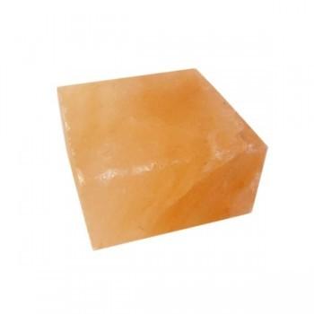 Соляной камень гималайский, 10x10x5 см.
