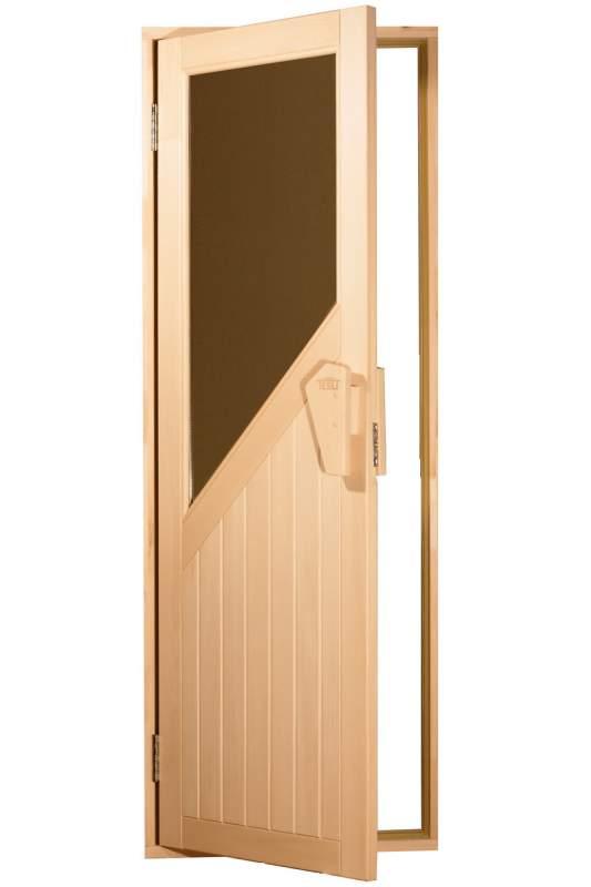 Дверь для сауны Авангард -1 Новая