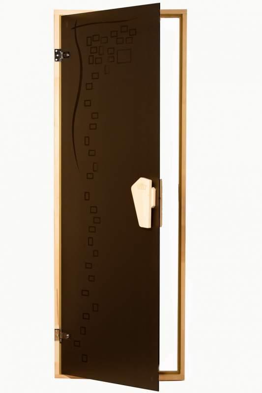 Дверь для сауны Graphic