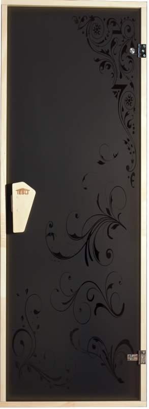Дверь для сауны Гортензия