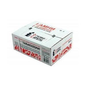 Талькохлорит колотый для электрокаменок 20 кг, коробка