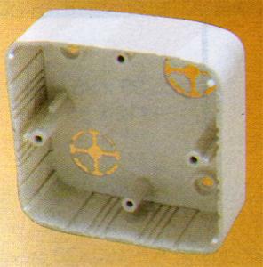 Коробка приборная Kopos LK 80x28 T, бук