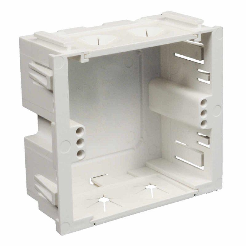 Коробка приборная для короба РК 110х65 D, 80,2х71х37, KOPOS