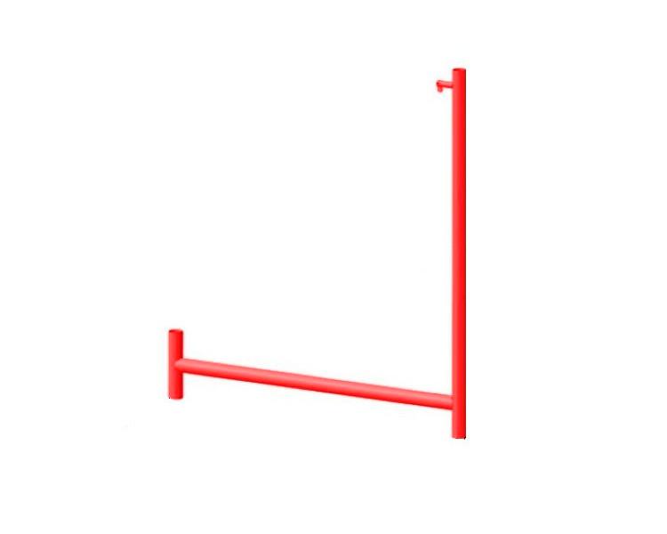 Buy L-shaped fence frame to frame forests VIRASTAR EURO H = 1115 mm, B = 750 mm, 42/2