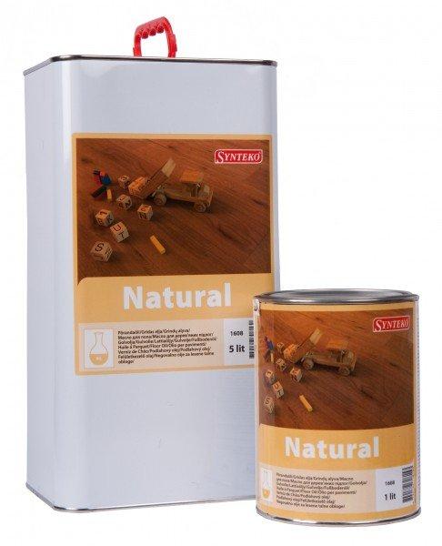 Купить Масло для пола SYNTEKO NATURAL (5 лит)