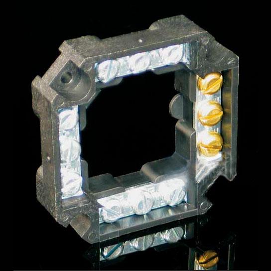 Клеммник четырёхгранный 12х4 S-66 Копос