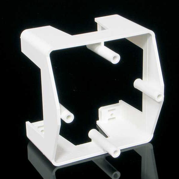 Коробка приборная для коробов РК: 110,140,170х70D КР РК Копос