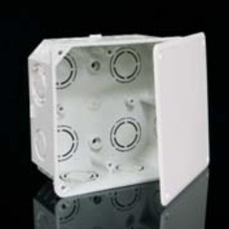 Коробка распределительная с крышкой 107х107х50мм КО 100 Копос