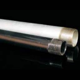 Труба металлическая 6063, внутренний d- 58,8 мм. 6063 Копос