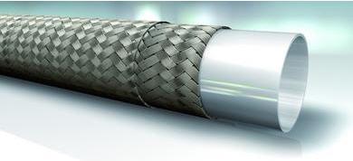 Шланги (РВД) высокого давления PTFE (TF100/200). Можно использовать для компрессоров, в системах с высокой температурой рабочей жидкости (пар, масло, вода)