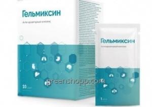 antiparazitar complex)