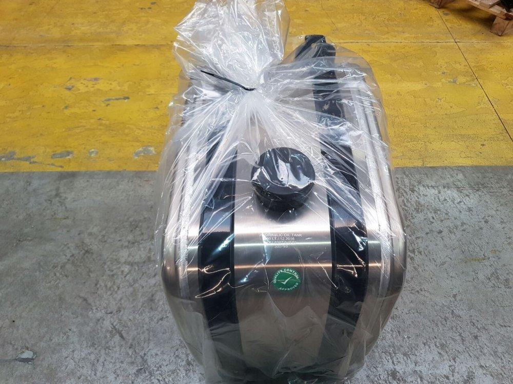 Купить Алюминиевый бак OMFB 5-9 л для электрогидравлики на самосвал