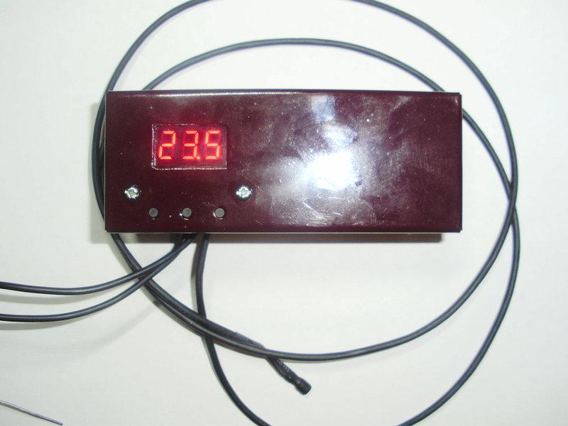 Купить Терморегулятор для инкубатора Lite