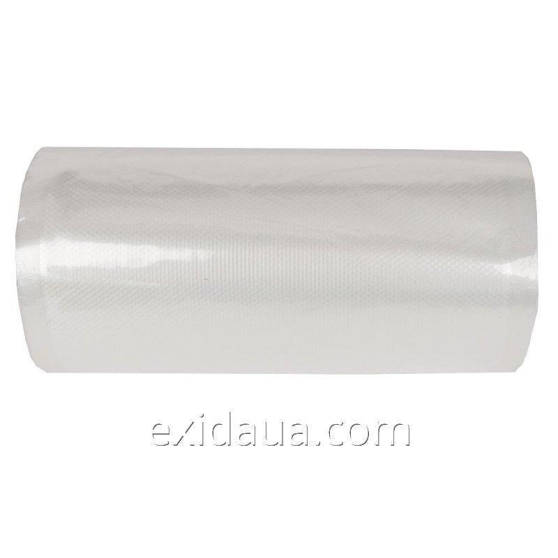 Рулон для вакуумирования продукции рифленый 280 мм х 6 м