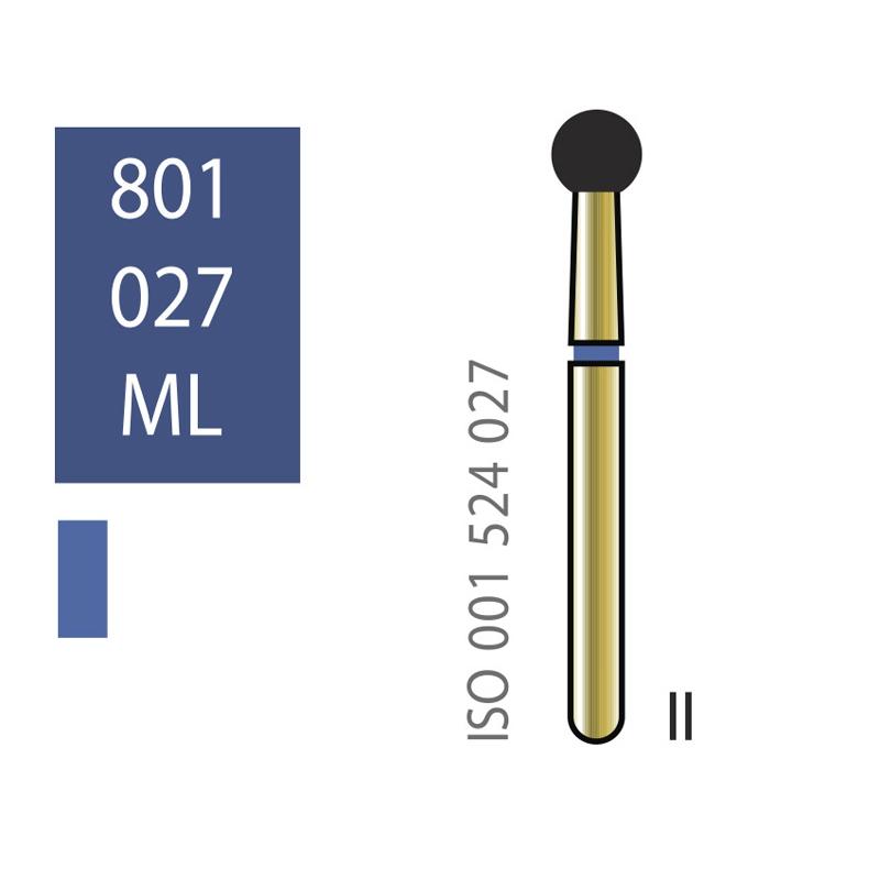Купить Бор алмазный DIATECH 801027-ML шарик
