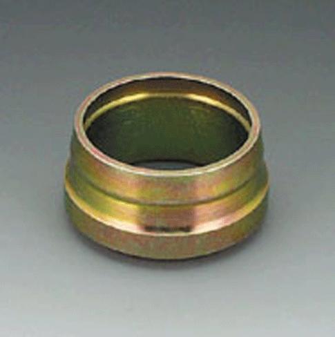 Режущее кольцо SRD, Норма  DIN 3861, сталь.Защита поверхности-гальваническое цинкование, хроматирование (желтое)