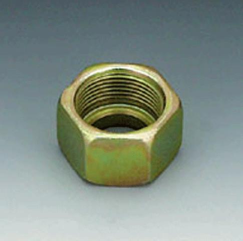 Накидная гайка UEM. Соединение 1, метрическая гаечная резьба, Норма DIN 3870