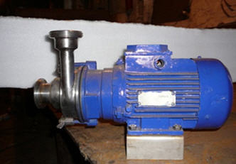 Buy Pump of the rotor and vortex CBB-1,25M/1 brand.
