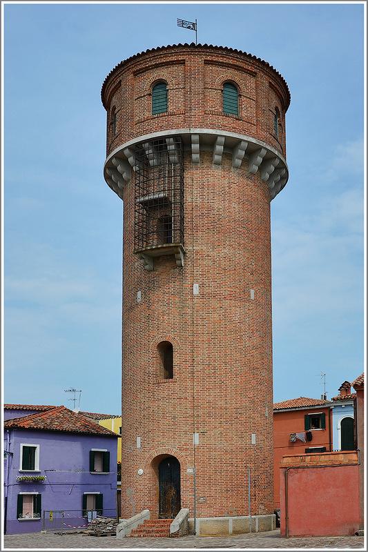 Водонапорная башня аренда