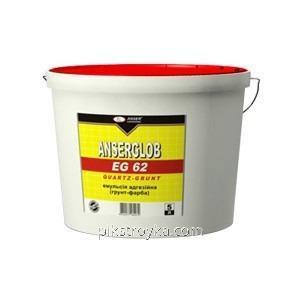 Купить Грунт-краска силиконовая адгезионая EG-62 10,0л Anserglob 1/44