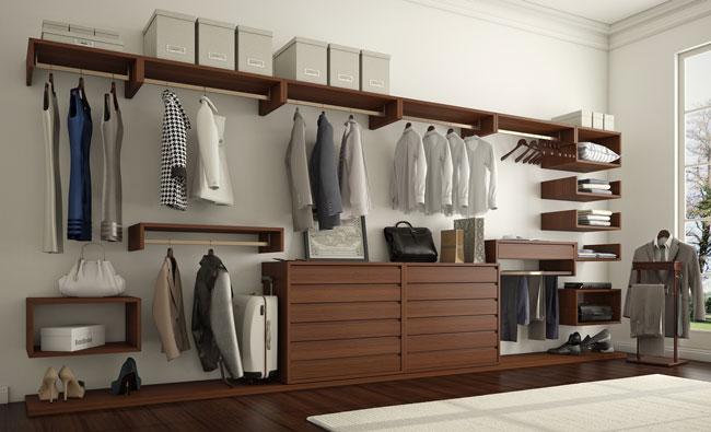 Buy Bosco wardrobe systems